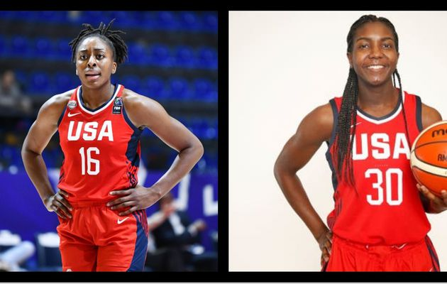 Nneka Ogwumike et Élizabeth Williams rejetées par FIBA, le Nigéria s'oppose et porte l'affaire devant le Tribunal arbitral du sport