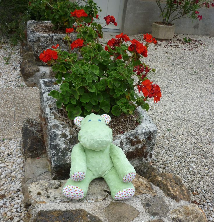 Little hippo vert
