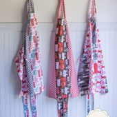 Free Tutorial: Father's Day BBQ Apron