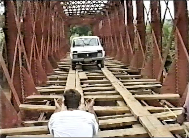 Et il vaut mieux être guidé pour passer les ponts