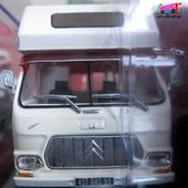 FASCICULE N°7 CITROEN CURRUS HY 1972 IXO 1/43 - car-collector.net
