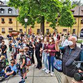 Impressionen vom Tag 6 - 5. Juli - ARD-Morgenmagazin aus Veitshöchheim - Im Mittelpunkt: Die Popstars Wincent Weiss und Johannes Oerding und Heilkräuter des Klosters Oberzell - Veitshöchheim News