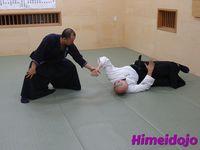 Entrainement de samedi après midi au Hombu dojo