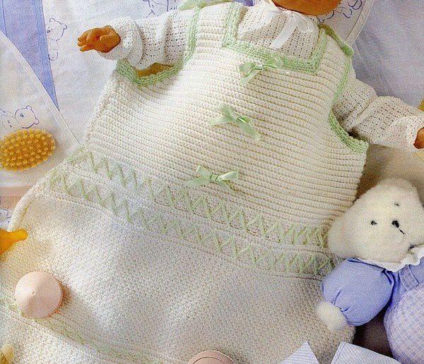 Nid d'ange pour bébé et sa grille gratuite !