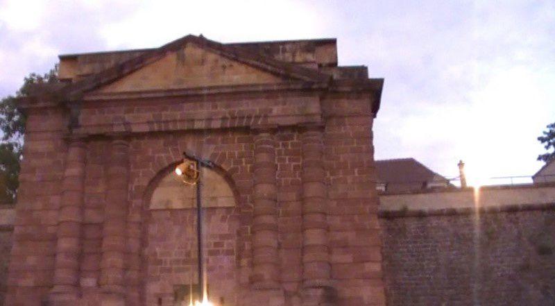 Soirée magique avec Argentovaria dans les fortifications de Neuf Brisach