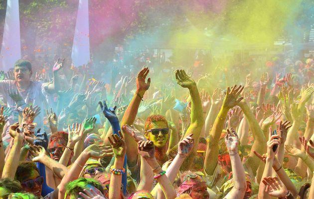 Une fête en quatre couleurs !