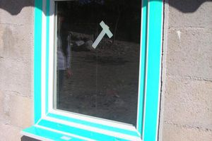 Poser les fenêtres dans les règles de l'art...