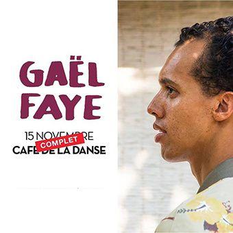 Agenda : Gaël Faye au Café de la danse, le 15 novembre 2016