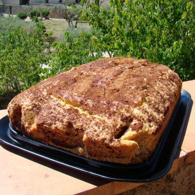 Faire une Tarte BOVA (Andalousie) le goûter sain et pas cher pour les enfants enfants