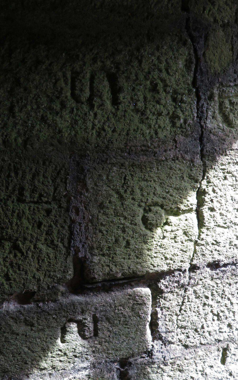Quelques unes des marques des Compagnons Tailleurs de pierre