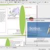 De la PAO sous openSUSE avec Scribus