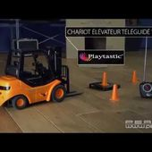 CHARIOT ELEVATEUR TELEGUIDE FGX-210 - CACES - [PEARLTV.FR]