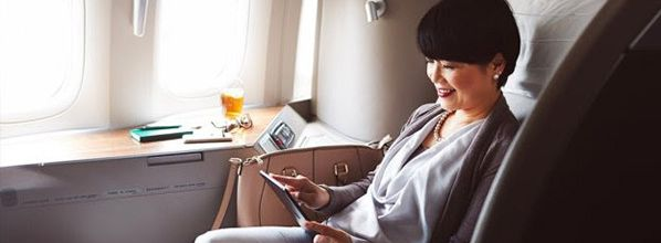Making Business Class and First Class Flights More Affordable with SkyLux Travel