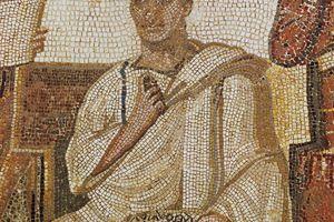 """1/3 - Virgile,  précurseur du retour à la terre, thème très actuel - """"Idée de quitter la ville et un job aliénant pour s'installer à la campagne""""...  """" Il y a 2 000 ans, Virgile  alertait déjà sur la fragilité du vivant"""""""