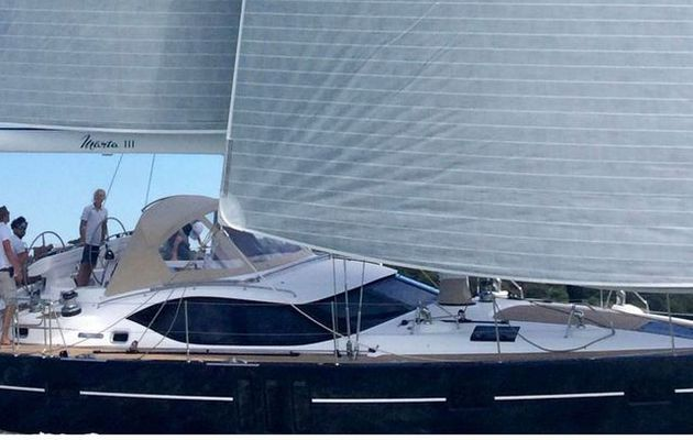 Oyster completes first yacht under new ownership