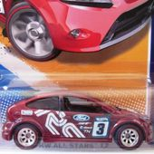 09 FORD FOCUS RS 2009 HOT WHEELS 1/64 - car-collector.net