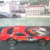 82 CORVETTE STINGRAY HOT WHEELS 1/64 - car-collector.net