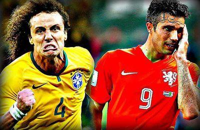 [Sam 12 Juil] Coupe du Monde 2014 (3e Place) : Brésil / Pays-Bas (22h00) en direct sur TF1 et BeIN SPORTS 1 !