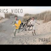 Paradise (Lyrics video) - 21Juin Le Duo