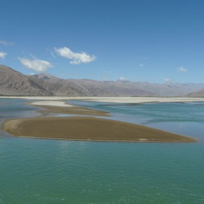 Road trip a travers le tibet