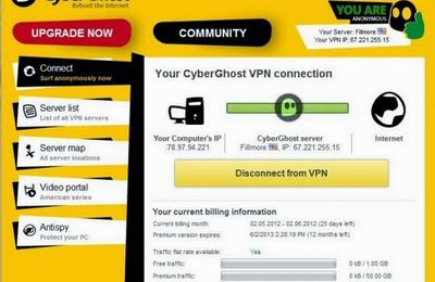 Cyberghost Vpn 7.2.4294 Crack With Serial Key Free Download 2019