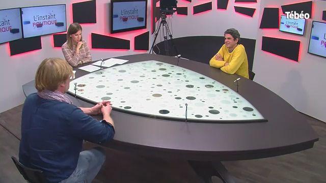 Instant Politique du vendredi 13 novembre 2020 - Julie Sicot et Steven Le Roy avec Ismaël Dupont (PCF) et Céline Meneses (FI)