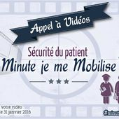 Sécurité du patient : minute, je me mobilise