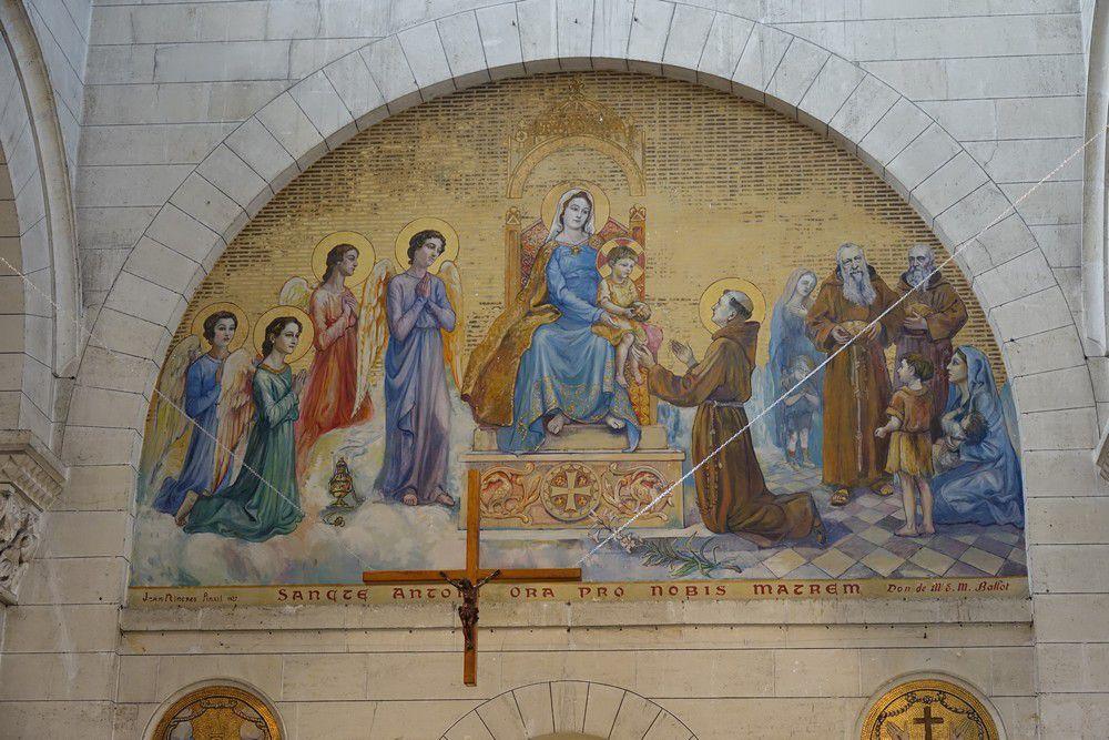 L'Eglise Saint-Antoine du couvent des Capucins, à Cognac...