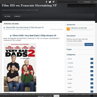Film HD en Francais Streaming VF