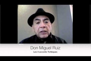 Interview de Don Miguel Ruiz