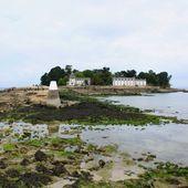 110 L'île Tristan 01, Douarnenez, Jacques Richepin, Cora Laparcerie, Jean Richepin, Tréboul, La Dame à la Sardine, Finistère, les îles Atlantique
