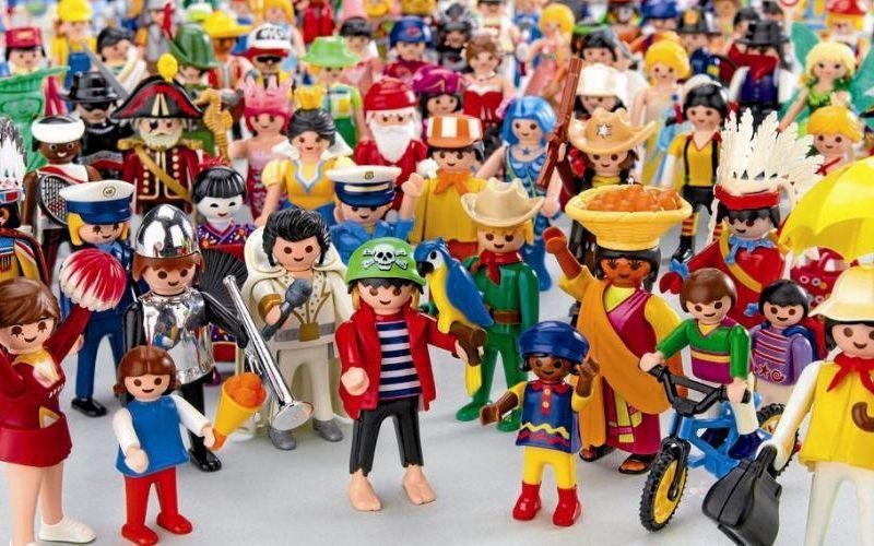[Expo] « Playmobil, en avant les histoires ! »
