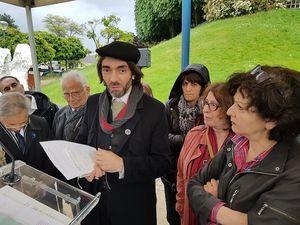 Commémoration Nationale de l'Abandon des Harkis,dimanche 12 Mai 2019 à Paris