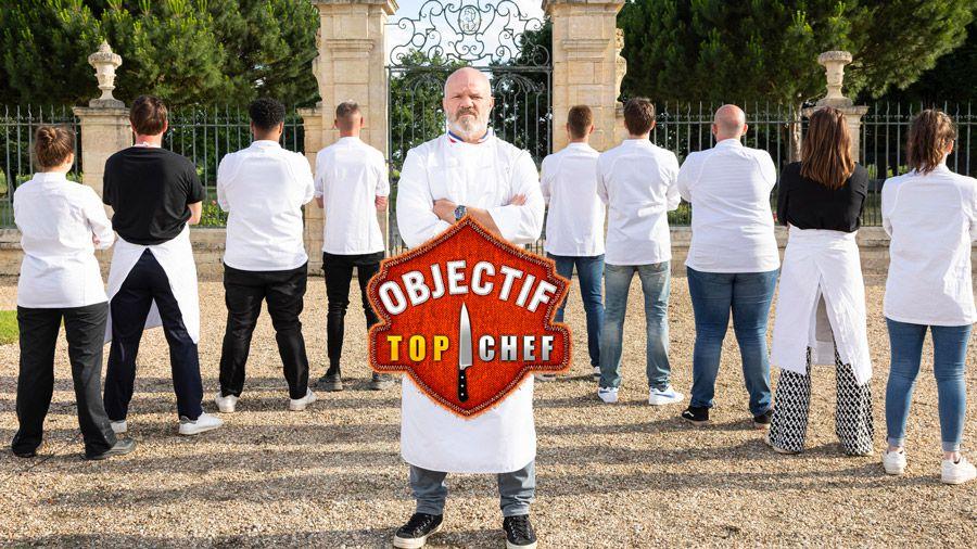 """""""Objectif Top Chef"""" de retour pour une nouvelle saison dès ce lundi sur M6"""