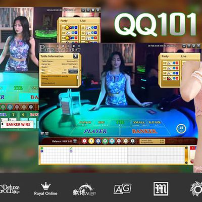 Onlinecasinoqq101.com Best Free Bets Website And Live Casino Gambling Games