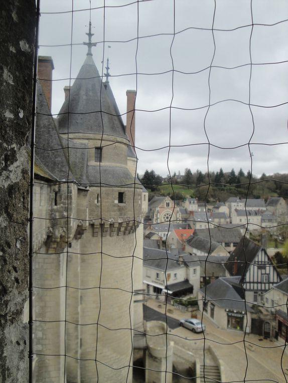 Les châteaux du samedi (1)
