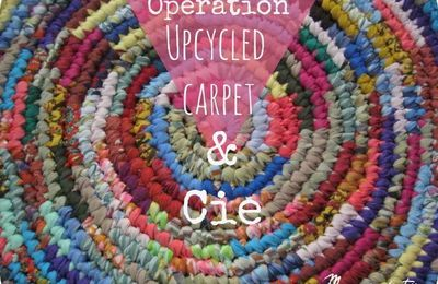 #12 Upcycled Carpet & Cie ...RECYCLAGE