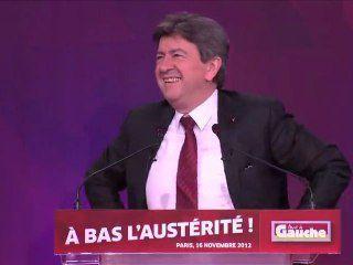 Discours du meeting « A bas l'austérité ! » à Paris