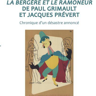 """""""LIBRE JOURNAL DU CINÉMA"""", 2 JUILLET 2020 : """"LA BERGÈRE ET LE RAMONEUR"""""""
