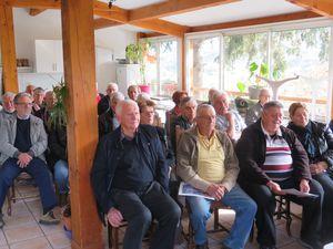 Saint André les Alpes: Les «anciens combattants d'Algérie» au rapport!