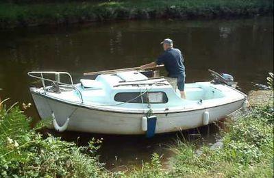 association Défi Canal, vous donner l'envie de naviguer mer ou rivière !