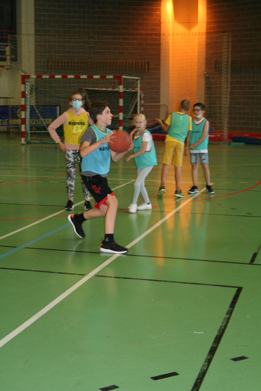 Stage Multi Sports-8/10 ans et 11/13 ans-Du 02 au 06 Août 2021