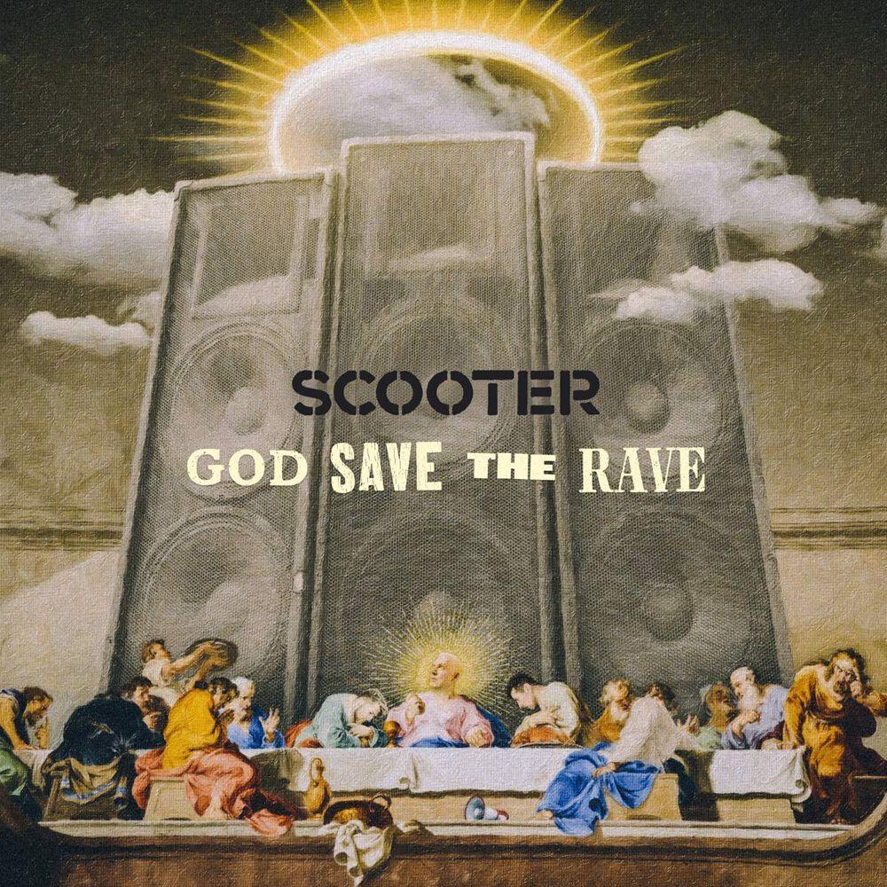 Le nouvel album de Scooter est enfin disponible !