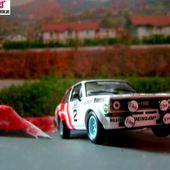 FASCICULE N°97 FORD ESCORT RS 1800 MKII 1979 MONTE CARLO IXO 1/43. - car-collector.net