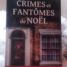 Crimes et fantômes de Noël par un collectif d'auteurs