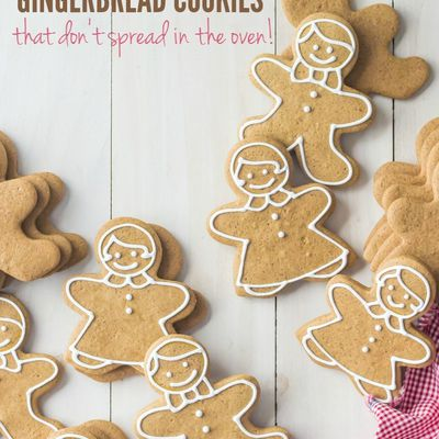 Cookies gingembre