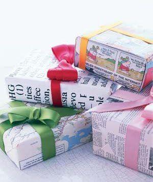 Comment faire de beaux et originaux emballages cadeaux !