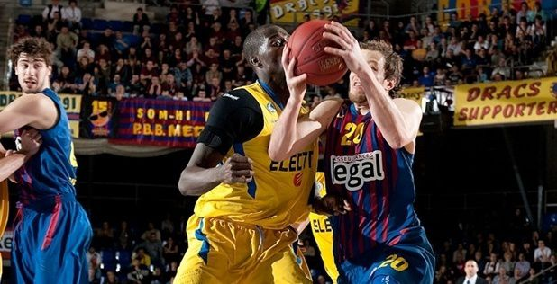 Maccabi s'incline à Barcelone, et disputera les playoffs