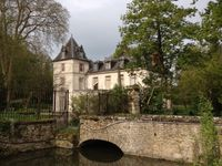 Château de la Saussaie à Vert-le-Grand 2013