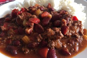 Chili con carne super facile